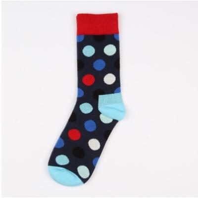 Носки Bubbles с орнаментом разноцветных шаров разных размеров