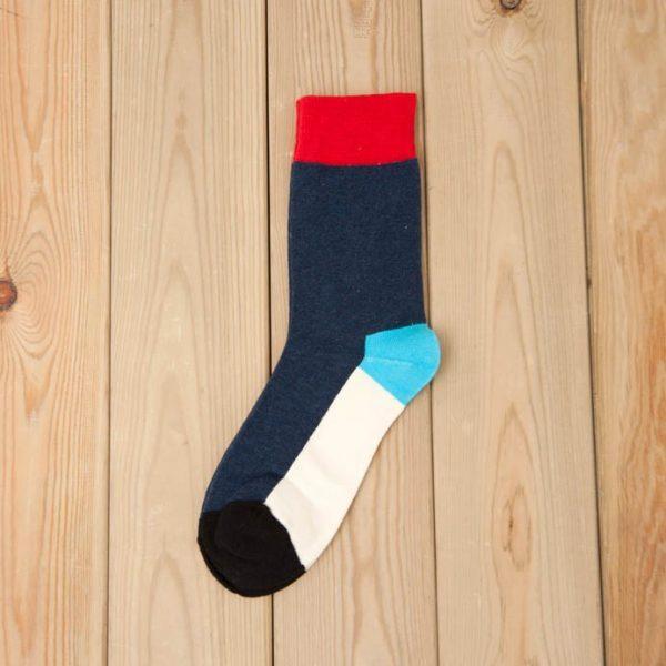 Носки Mantieqingway темно-синие