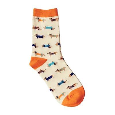 Носки Caramella высокие с изображением собак