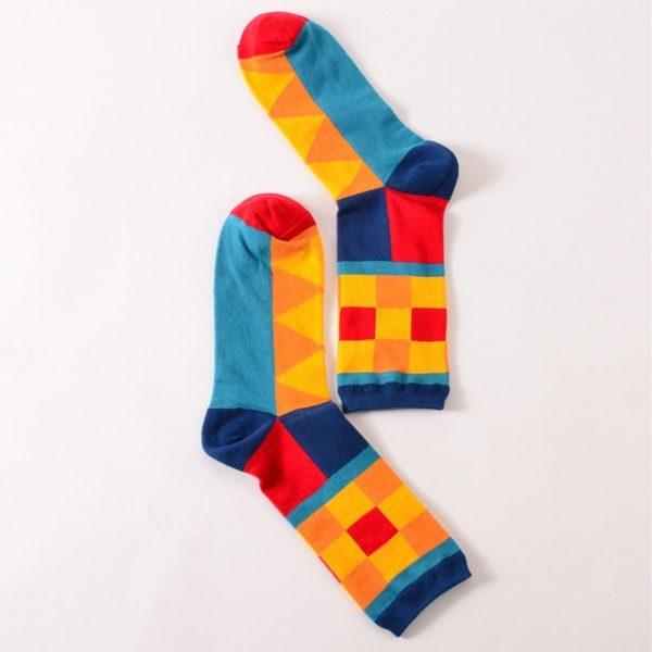 Носки японской марки Harajuku Cubes