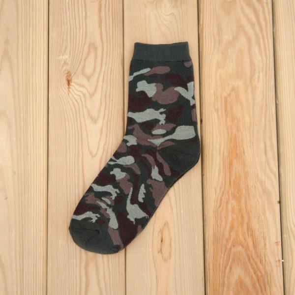 Носки военной палитры Mantieqingway Military Gray