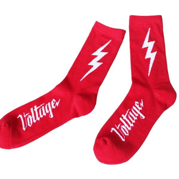 Носки Voltage Red