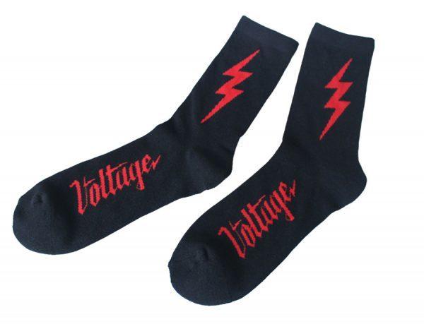 Носки Voltage Black