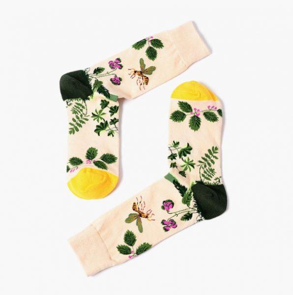 Яркие носки Morgen Urtes Khokhloma