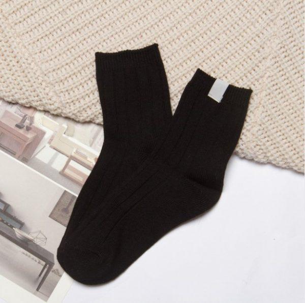 Черные носки Swoki