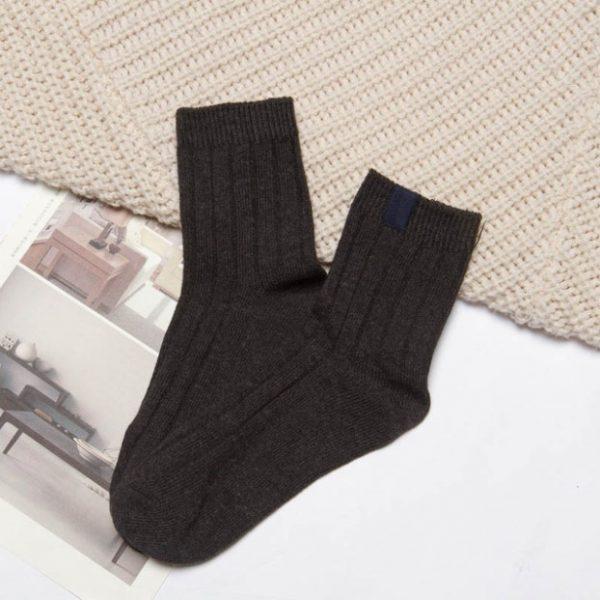 Темно-серые носки Swoki