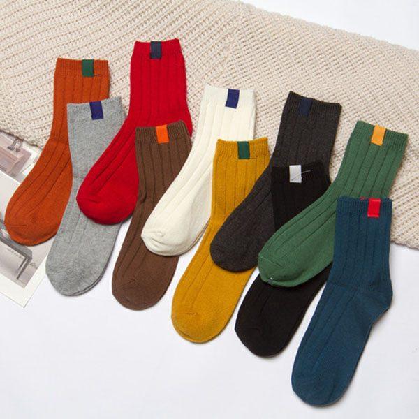 Белые носки Swoki