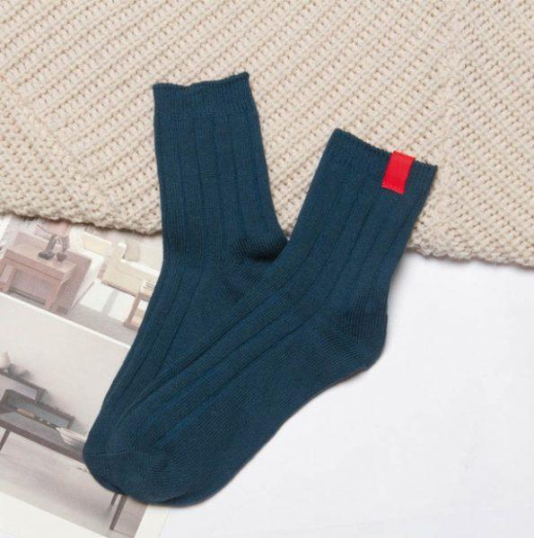 Синие носки Swoki