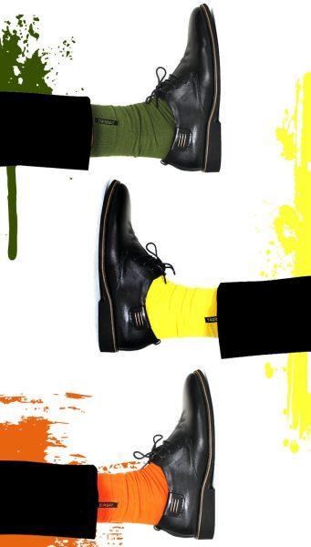 Набор носков Coloryourday (Все дни недели, 7 шт)